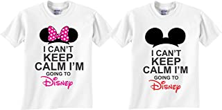 cant keep calm disney