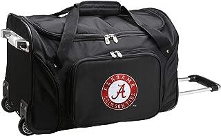 NCAA Wheeled Duffel Bag