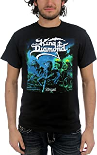 King Diamond - Mens Abigail T-Shirt in Black