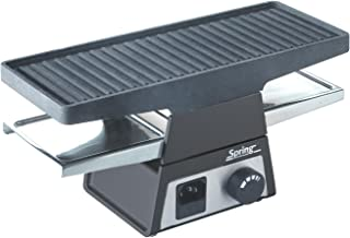 Spring Raclette 2 + Basismodule, noir
