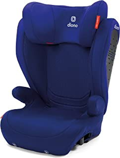 Diono Monterey 4 DXT Latch, The Original Expandable Booster Seat (40-120 lbs.), Blue