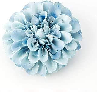 [ミッシュキッシュ]髪飾り ヘアアクセサリー ダリアのクリップ 7.5cm 4511-524
