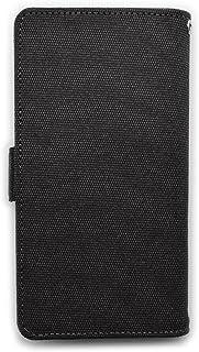 LG Disney Mobile on docomo DM-01G [KYOTO SAKURAYA][左利き用][鏡有り] チャコールグレー 黒系 ストラップ サイドマグネット 手帳型 case スマホケース スマホ カバー ケース 携帯 スト...