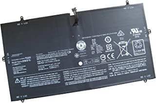 Ding L13M4P71 Replacement Battery Compatible with Lenovo L13M4P71 Yoga 3 Pro 1370 Series (7.6V 44WH 5900mAh)