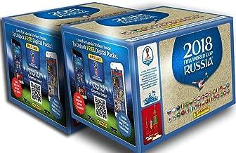 Panini 2018 FIFA WORLD CUP RUSSIA 2 BOXES