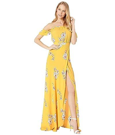 Flynn Skye Bella Maxi Dress (Marigolden) Women