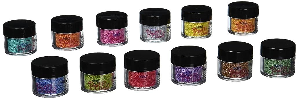 US Artquest Mini Prills Collection, Bright Ideas, 12-Pack