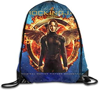 CAOI UUC Sometimes It Be Like That Gym Drawstring Backpack String Bag