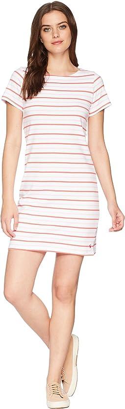 Joules - Riviera Short Sleeve Jersey Dress