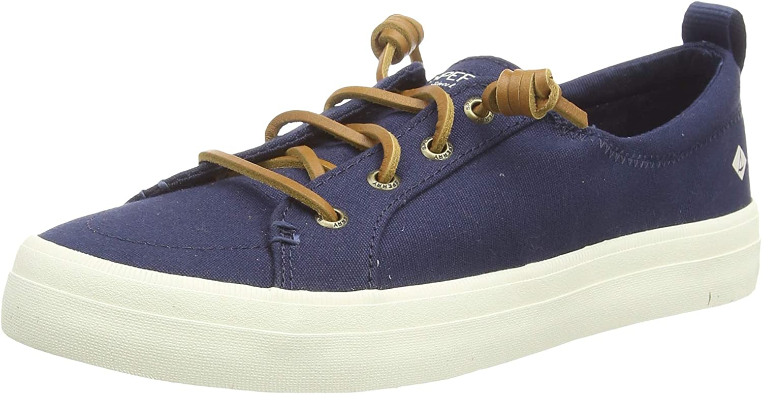 Sperry Top-Sider Women's Crest Vibe Canvas Sneaker, US /