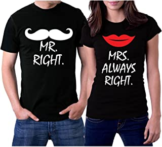 funny mr and mrs shirts