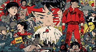 Tomorrow sunny 24X43 INCH / ART SILK POSTER / Akira Anime poster family silk wall