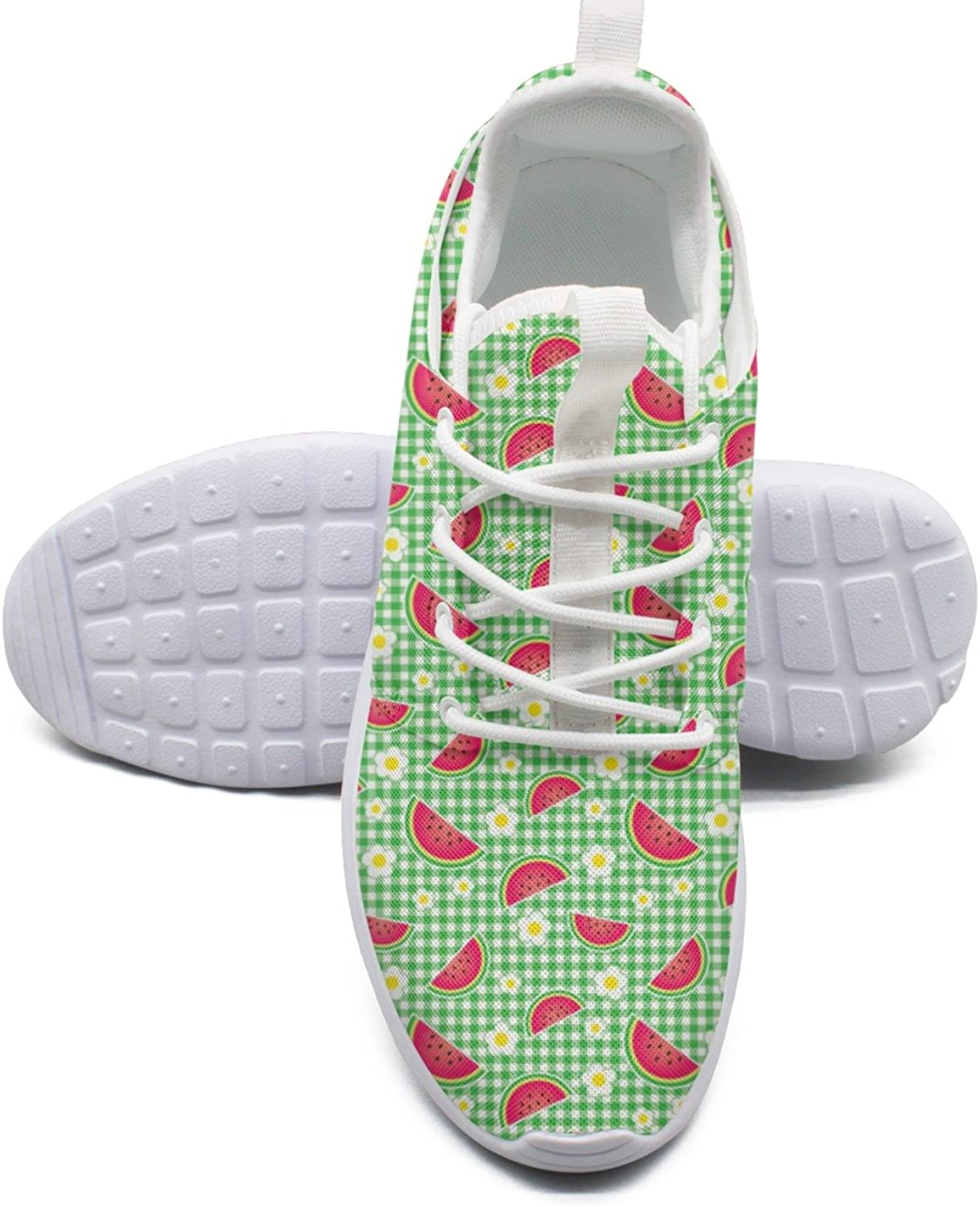 Giant Sour Watermelon Womans Printing Running shoes Jogger Gift