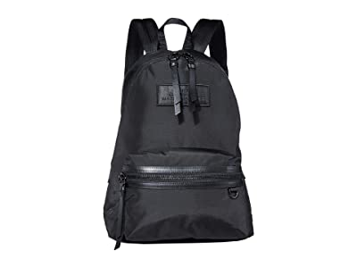 Marc Jacobs The DTM Large Backpack (Black) Backpack Bags