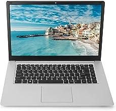 15.6 inch Laptop Notebook Computer PC, Windows 10 Pro OS Intel Celeron Quad-core CPU 8GB RAM 118GB SSD Storage, RJ45 Port ...