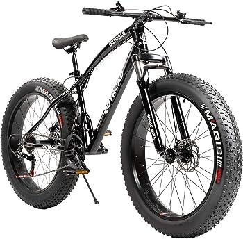 Outroad Fat Tire Mountain Bike