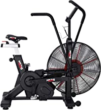 METIS Fury Assault Exercise Bike   Air Bike - Cardio Equipment with Air Resistance   Stationary Bikes for Crossfit Home & ...