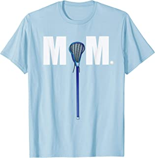 Lacrosse Mom LAX T-Shirt