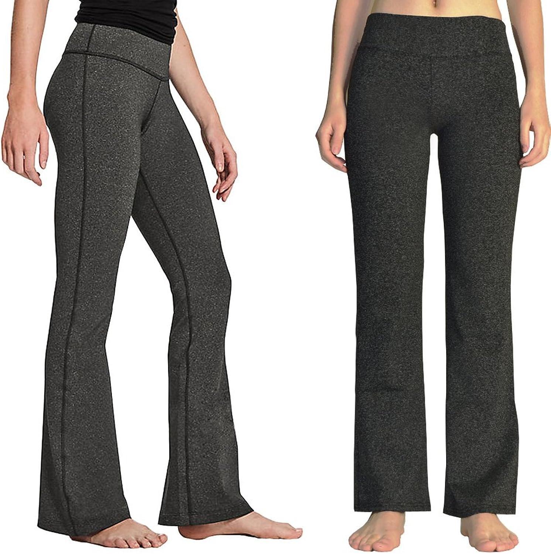 TownCat Women's Loose Straight SkinFriendly Breathable Yoga Pants Sports Fitness Pants
