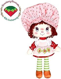 Strawberry Shortcake 40th Anniversary Classic Soft Doll