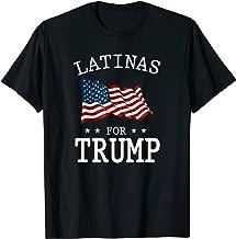 Latinas For Trump 2020 T-shirt