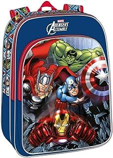 Avengers Mochila Escolar Adaptable a Carro