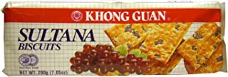 Khong Guan Sultana Biscuits 7.05 Oz (Pack of 1)