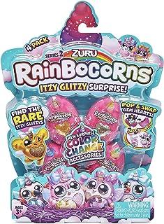 Zuru Rainbocorns 4pk Itzy Glitzy Surprise Series 2