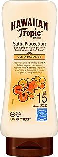 Hawaiian Tropic Hawaiian Tropic Satin Protection Zonbescherming 15 van 180 ml