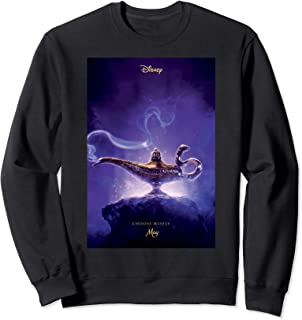 Disney Aladdin Poster Sweatshirt