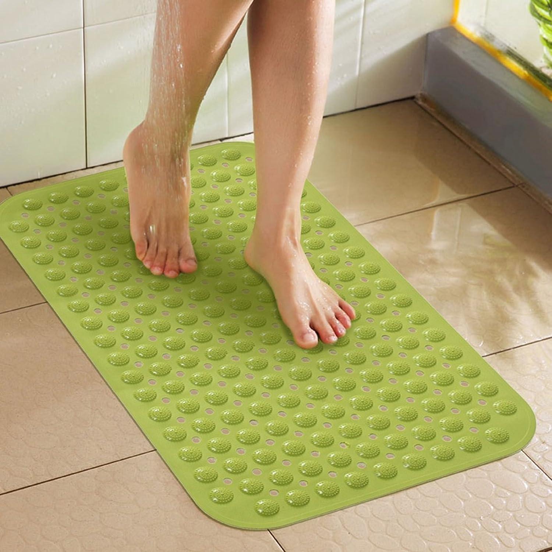 LRW Bathroom Mat for Home Toilet (color   D, Size   45×76CM)