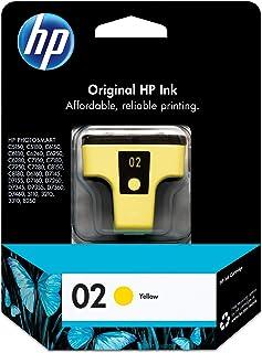 HP 02 | Ink Cartridge | Yellow | C8773WN