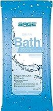 Sage Products Essential Bath Bath Wipe - 7800CS - 8 medium weight, 480 Each / Case