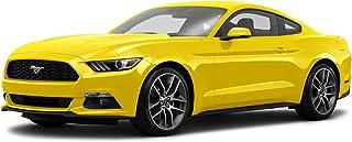 2015 Ford Mustang EcoBoost Premium, 2-Door Fastback, Triple Yellow Tri-Coat