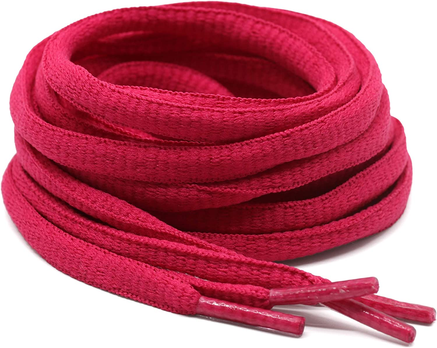 DELELE 2Pair Oval Shoes laces 42 1 Round Inexpensive Half 4