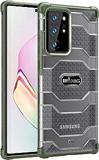 BAIYUNLONG Funda Protectora, para Samsung Galaxy Note20 Ultra Explorer Series PC + Funda Protectora TPU (Color : Green)