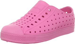Native Jefferson Slip-On Sneaker,Hollywood Pink Solid,9 M US Toddler
