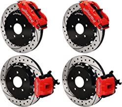 NEW WILWOOD COMPLETE FRONT & REAR DISC BRAKE KIT WITH BRAKE LINES, FITTINGS, 12.90
