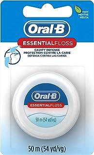 Oral-B Essential 牙线薄荷蜡,54 码(24 件装)