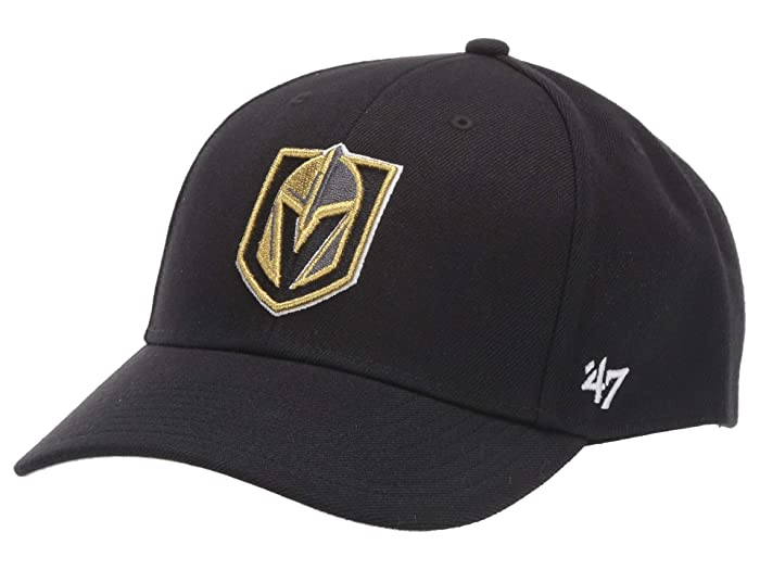 Vegas Golden Knights MVP Wool Black