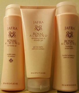 Jafra Royal Almond Set