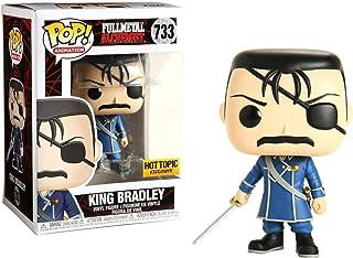 Funko Pop! Animation: FMA - King Bradley w/ Chase (Exc), Action Figures - 47085