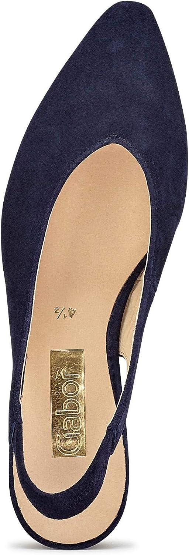 Gabor 25.630 Femme,Escarpins /à Bride,Escarpin Slingback,/à la Mode.Fashion,