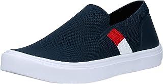 Tommy Hilfiger Lightweight Knit Flag Slip On Men's Sneakers
