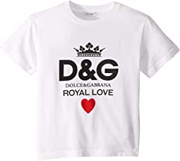 Royal Love T-Shirt (Toddler/Little Kids)