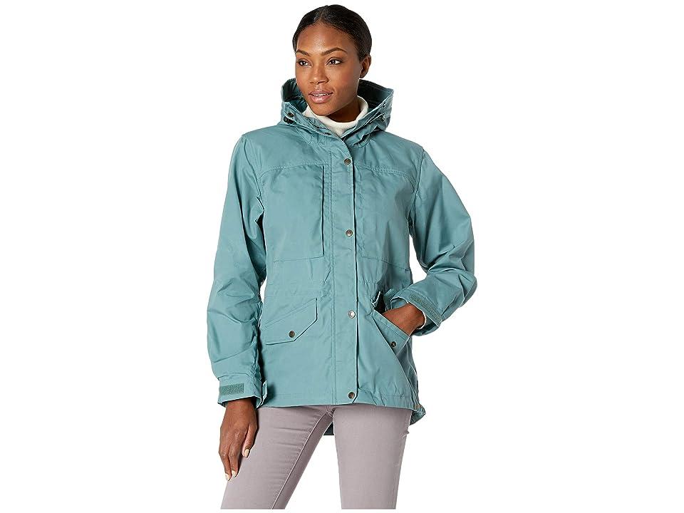 Fjallraven Sarek Trekking Jacket (Frost Green) Women