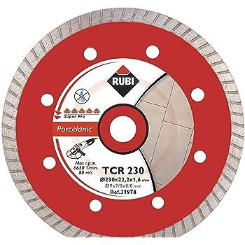 31982 gris pi/èce Turbo Rubi/ /Disque de diamant g/én/éral