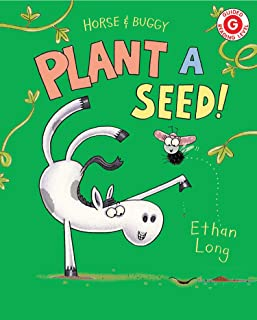 Horse & Buggy Plant a Seed!