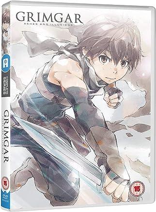 灰と幻想のグリムガル コンプリート DVD-BOX 全12話 [Import] [DVD] [PAL, 再生環境をご確認ください]
