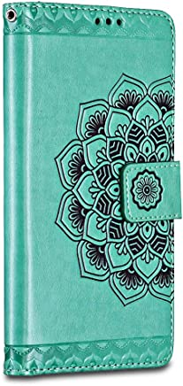 Huawei Lite 2015 2016 Case  Bravoday Huawei Lite 2015 2016 Wallet Leather Case  Art  Soft Tactile Elegant Case Cover with Embedded Magnetic Closure for Huawei Lite 2015 2016- Green